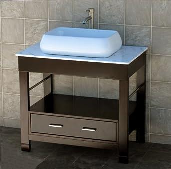 """Bathroom Vanity 36"""" Bathroom Vanity Cabinet white"""
