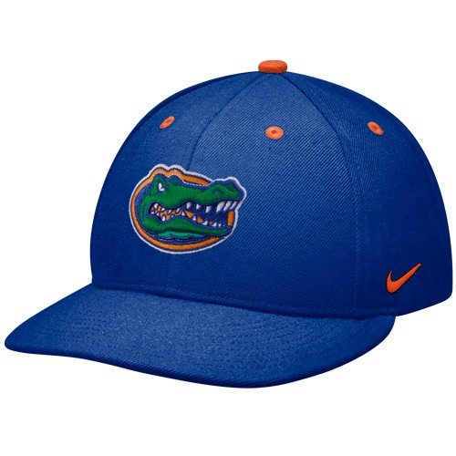 (Nike Florida Gators Royal Blue On-Field Fitted Hat (7 1/4))