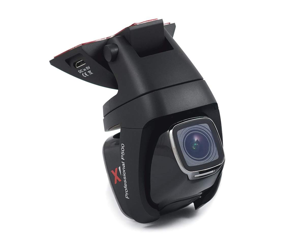 3 Magnethalter -Pro-Health-Luftionisator 150/° Blickwinkel Sony IMX322 G-Sensor Xblitz P500 Dash cam Schwarz 1080p 30 Bilder pro Sekunde Chipsatz NTK96658