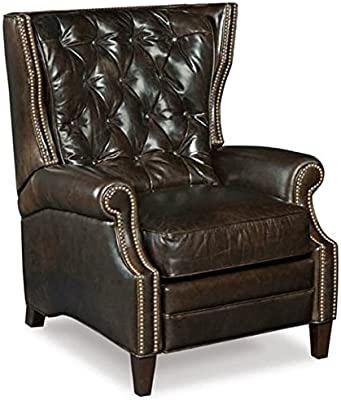 Amazon Com Lorell Queen Anne Wing Back Reception Chair