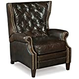 Hooker Furniture Balmoral Blair Recliner in Brown Review