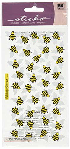 Bee Stickers Bumble - Sticko Stickers, Bees