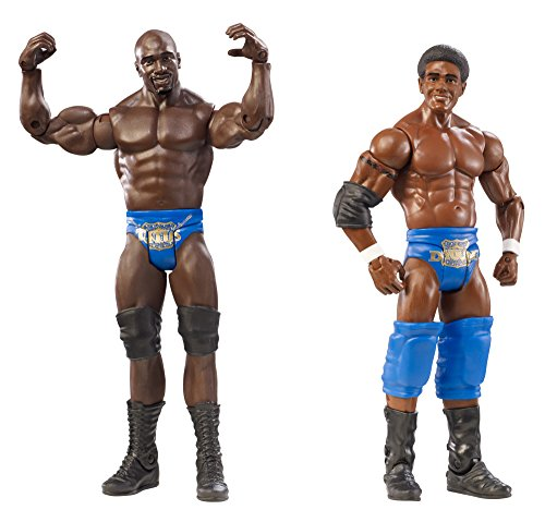 WWE Series 21 Battle Pack: Darren Young vs. Titus O'Neil Figure, 2-Pack