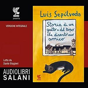 Storia di un gatto e del topo che diventò suo amico Hörbuch