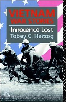 Book Vietnam War Stories: Innocence Lost by Tobey C. Herzog (1992-06-18)