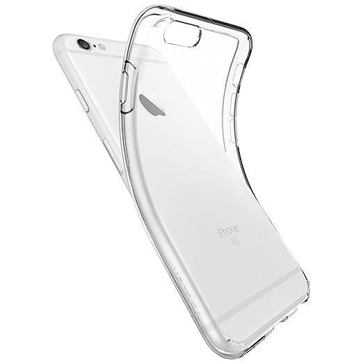 457 opinioni per Cover iPhone 6 / 6S, Spigen® Silicone