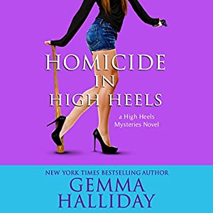 Homicide in High Heels Audiobook