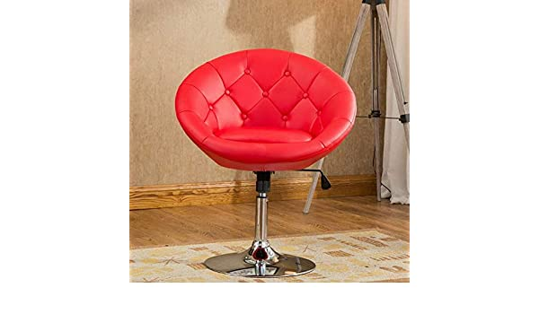 Amazon.com: Hebel Noas Contemporary Adjustable Height Tilt Swivel Accent Chair | Model CCNTCHR - 57 |: Kitchen & Dining