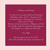 Einladungskarten Zum 80 Geburtstag Selber Machen