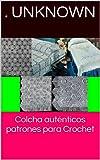 Colcha auténticos patrones para Crochet