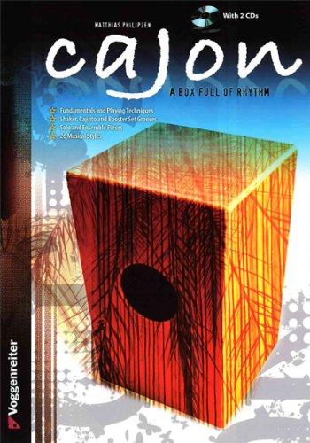 Cajon: A Box Full of Rhythm