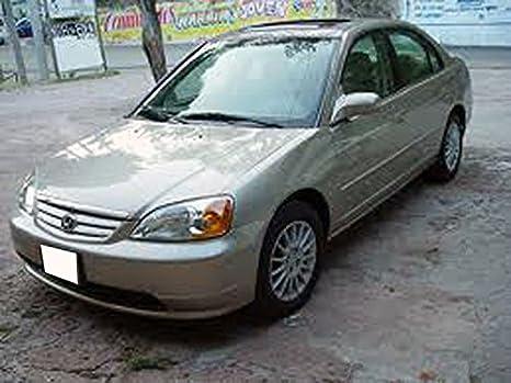 Parabrisas Limpiaparabrisas Chorro de Agua arandela boquilla Honda Civic 2001 2002 2003 2004 2005: Amazon.es: Coche y moto