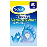 Scholl Freeze Verruca And Wart Remover, 80ml