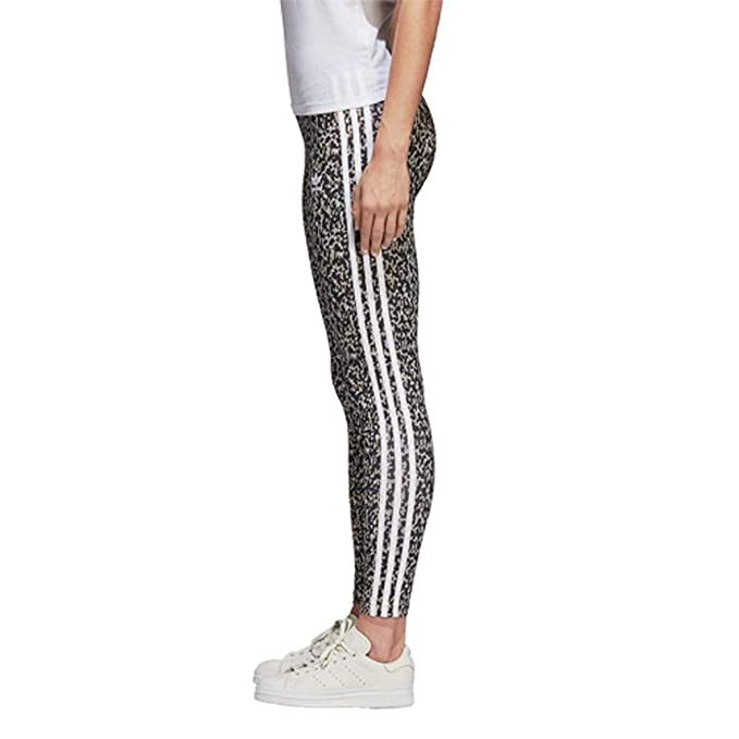 6c80b94426a adidas Women Originals LEOFLAGE Tights DX4302 at Amazon Women's Clothing  store: