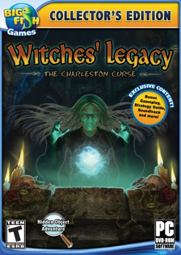 Witches' Legacy: The Charleston Curse Collector's Edition - - Valley Sun Stores