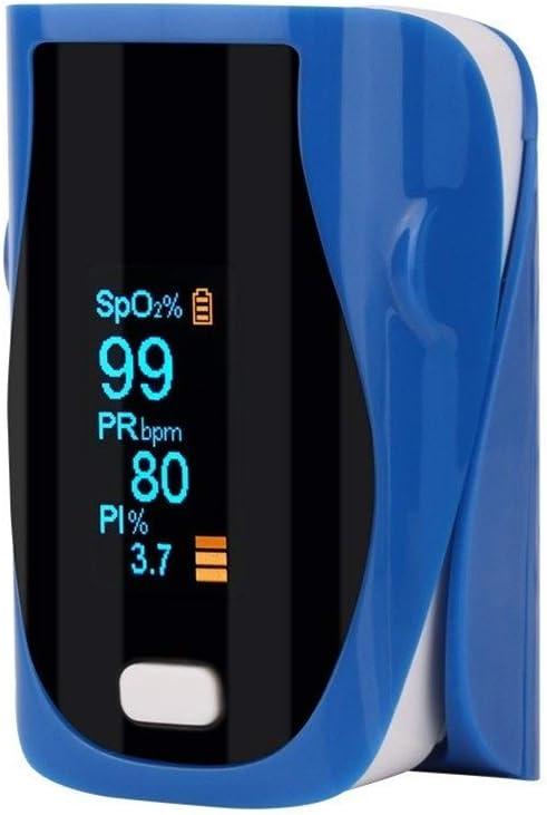 No Logo PM 100 Dedo oxímetro de Pulso de la presión Arterial de Alarma Health Care Medical Equipment Monitor de Ritmo cardiaco oxímetro de Pulso Plsoxímetro