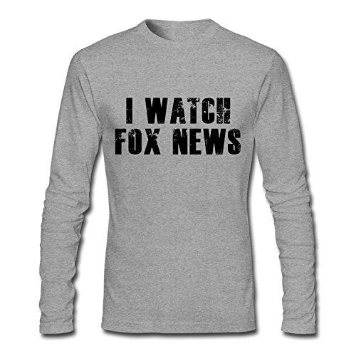 I WATCH FOX NEWS Men