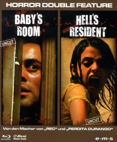 Babys Room/Hells Res. [Blu-ray] [Import allemand]