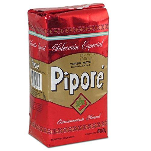 Yerba Mate Piporel Especial Premium Blend 500g