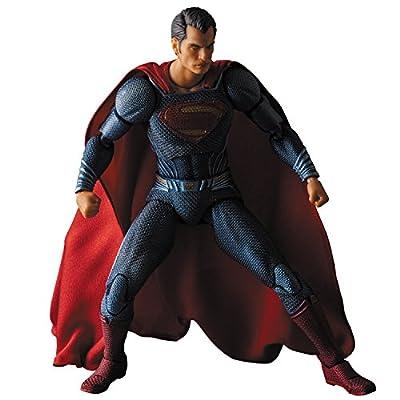 Medicom Batman v Superman: Dawn of Justice: Superman MAF EX Action Figure: Toys & Games