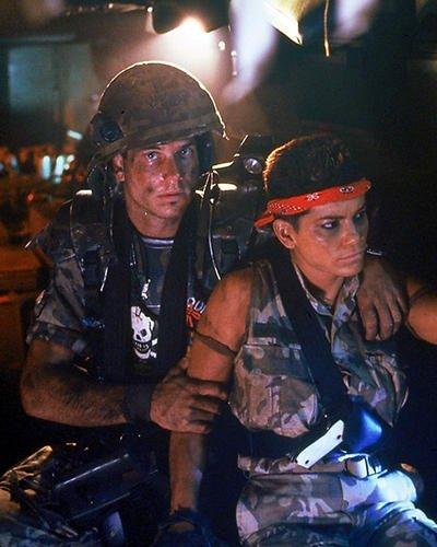Moviestore Michael Biehn als Cpl. Dwayne Hicks in Aliens 25x20cm Farbfoto