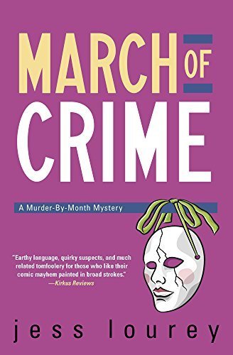 March of Crime (The Murder-By-Month Mysteries)