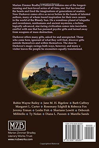 Gifts of Darkover (Darkover anthology) (Volume 15)
