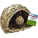 Kaytee Natural Play-N-Chew Cubby Nest, Large