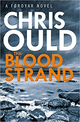 Front cover for the book The Blood Strand by Chris Ould