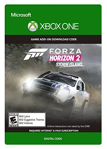 forza horizon 2 storm island xbox one digital code. Black Bedroom Furniture Sets. Home Design Ideas