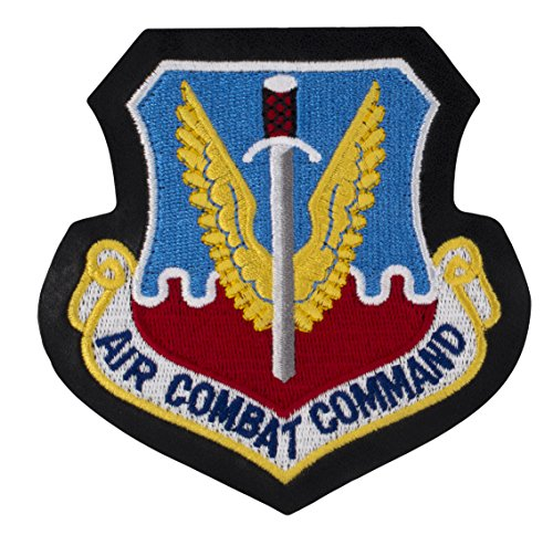 US Air Force - Air Combat Command Patch - 4