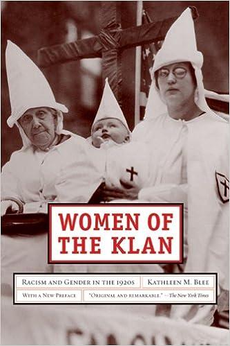 Amazon.com: Women of the Klan: Racism and Gender in the 1920s ...