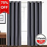 blackout curtains style rods with and unique grommet short design room patterned awesome drapes grommets window living curtain metal