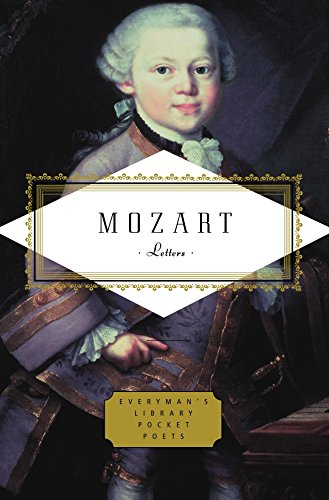 Mozart: Letters (Everyman's Library Pocket Series)