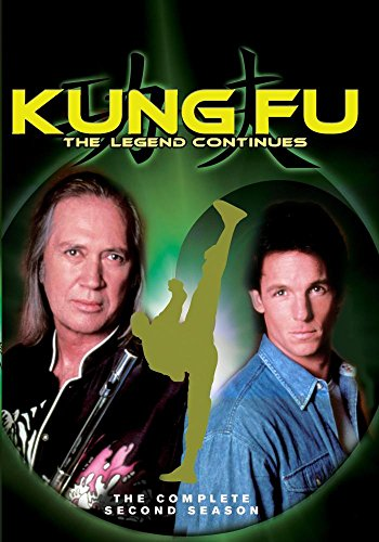 Kung Fu: The Legend Continues - The Complete Second Season (Best Of Police And Fail)