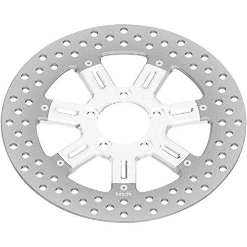 ローランドサンズデザイン RSD ブレーキローター 11.8インチ リア デルマー クローム 08年-13年 FLT 1710-2215 0133-1802DELS-CH   B01MED2K8N