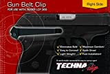 Techna Clip - Ruger LCP.380 - Conceal Carry Belt Clip (Right-Side)