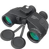 Gskyer Binoculars, 10X50 Bak4 Sightseeing compass Binoculars,travel professional binoculars