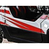 VIP-AIR 46932 - Polaris RZR-570 2016 White Lightning LE windshield