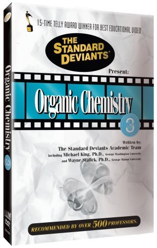 Standard Deviants: Organic Chemistry, Program 3