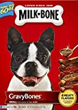 Milk-Bone Gravybones Dog Biscuits, 60Oz, 4Count For Sale