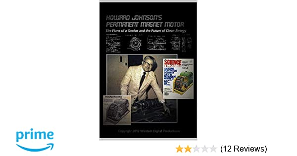 7bc15f97223 Amazon.com  Howard Johnson s Permanent Magnet Motor Plans  Movies   TV