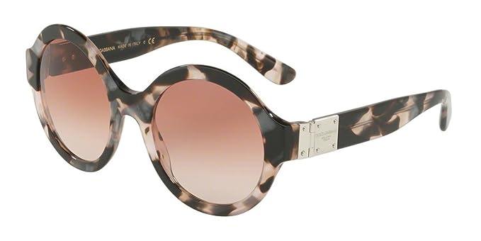 Dolce & Gabbana 0DG4331, Gafas de Sol para Mujer, Pearl Grey ...