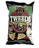 sesame corn chips - TWEEDS White Corn Chips - Gluten Free - All Natural (Flax Seed & Sesame Seed)