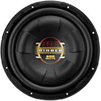BOSS Audio D10F 800 Watt, 10 Inch, Single 4 Ohm Voice Coil Car Subwoofer