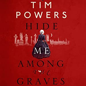 Hide Me Among the Graves Audiobook