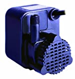 Little Giant PE-1 Small Submersible Pump, 1/125HP 170GPH 115V Epoxy Encapsulated