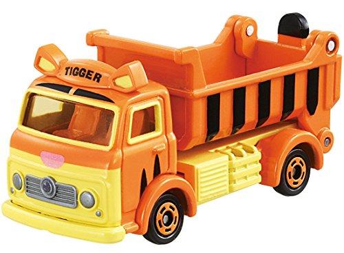 Japan Toy Car Model - Tomica Disney Motors DM-09 Kyasuparuzu Tigger *AF27*]()