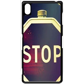 Carcasa Sony Xperia Z3 Stop: Amazon.es: Electrónica