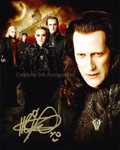 CHRISTOPHER HEYERDAHL as Marcus - Twilight Saga Genuine Autograph from Celebrity Ink